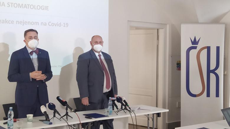 Česká stomatologie v době COVID-19 a připravovaná reforma